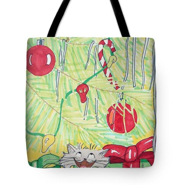 Bang And Tree Tote Bag