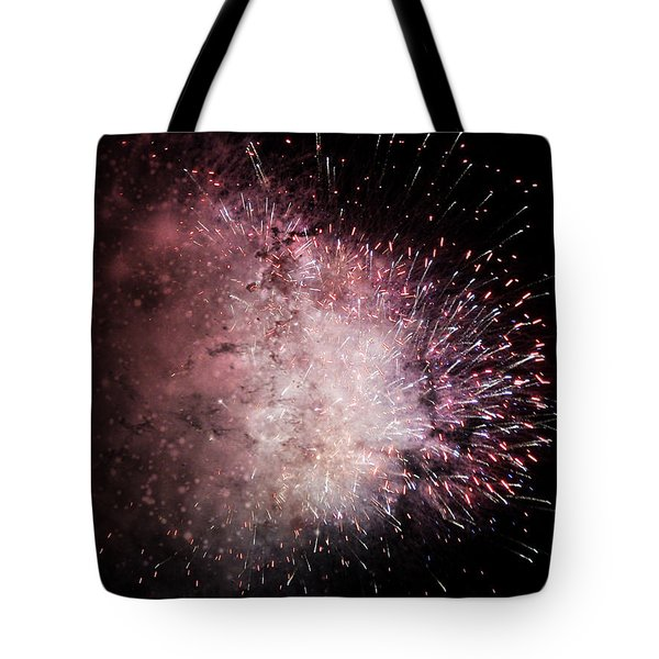 Earth's Demise Tote Bag by Cynthia Lassiter