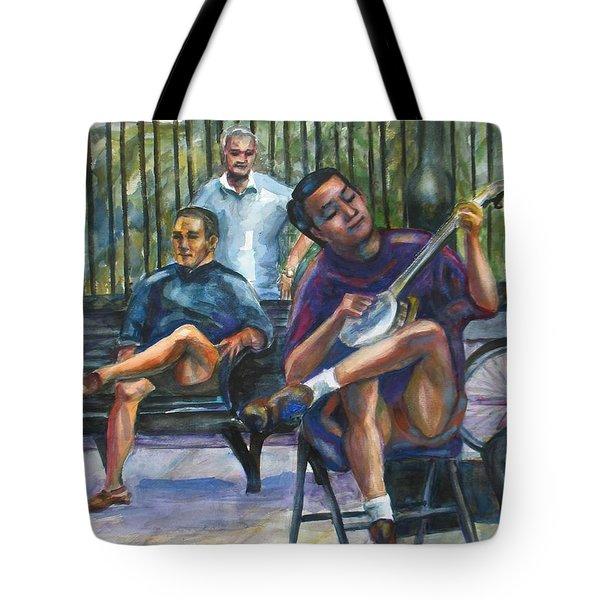 Banjo Tote Bag