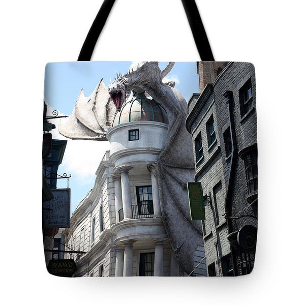 Bank Guard Tote Bag
