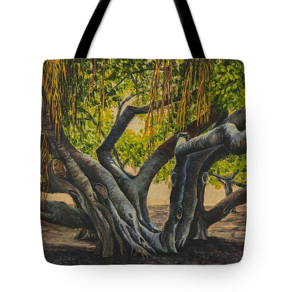 Banyan Tree Maui Tote Bag