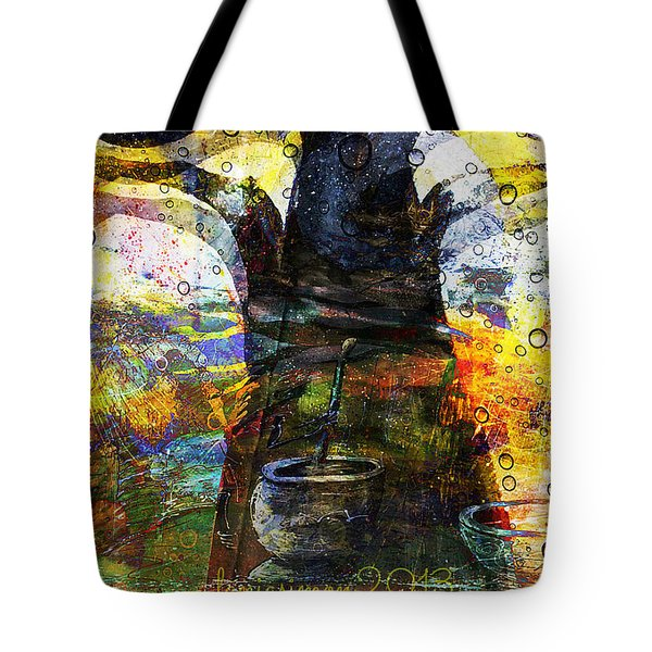 Baobab Tree  Tote Bag