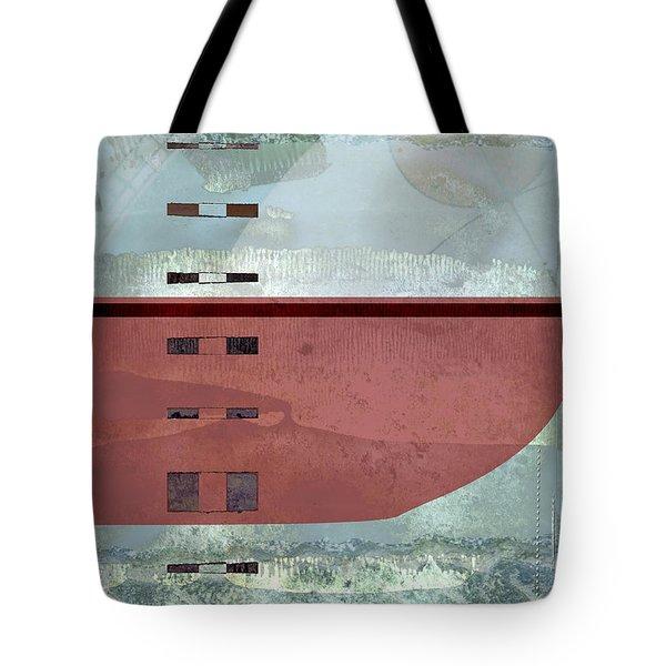 Bar Pilot Tote Bag