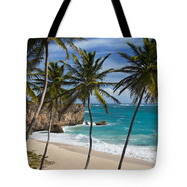 Barbados Beach Tote Bag