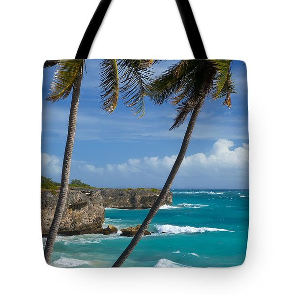 Barbados Tote Bag by Brian Jannsen