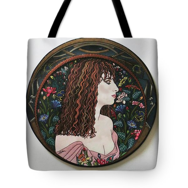 Barbra's Garden Tote Bag