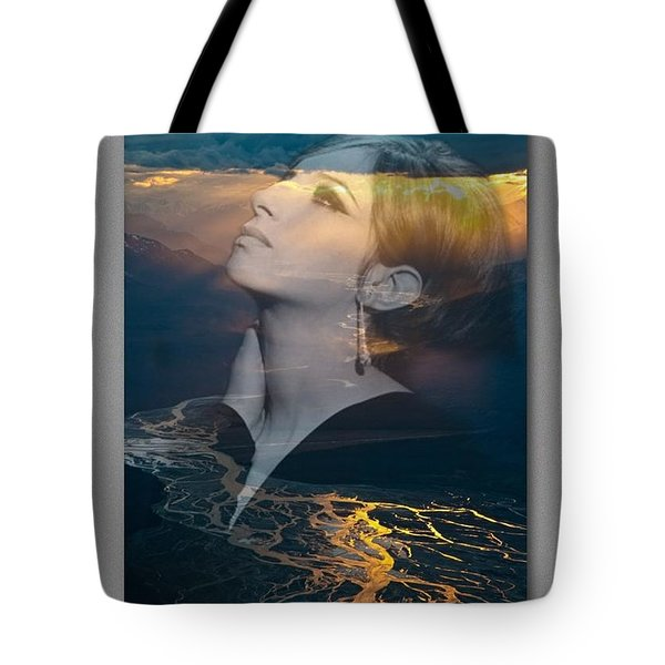 Barbra's Vision Tote Bag