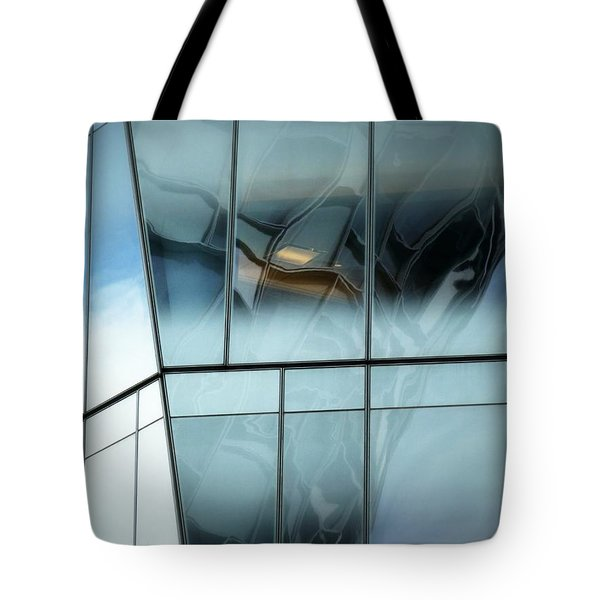 Barely There Tote Bag by Newel Hunter