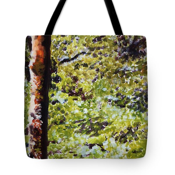 Bark IIi Tote Bag