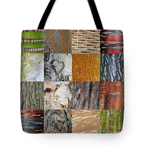 Barking Up The Right Tree Tote Bag