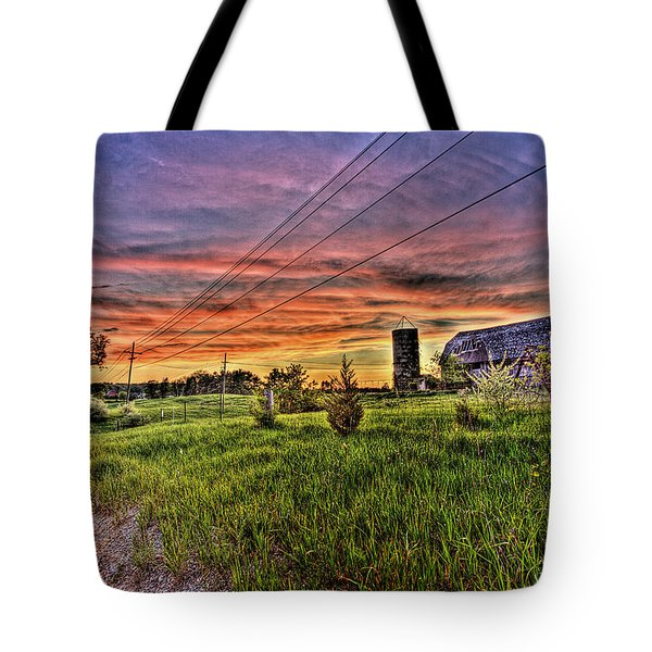 Barn Finds Tote Bag