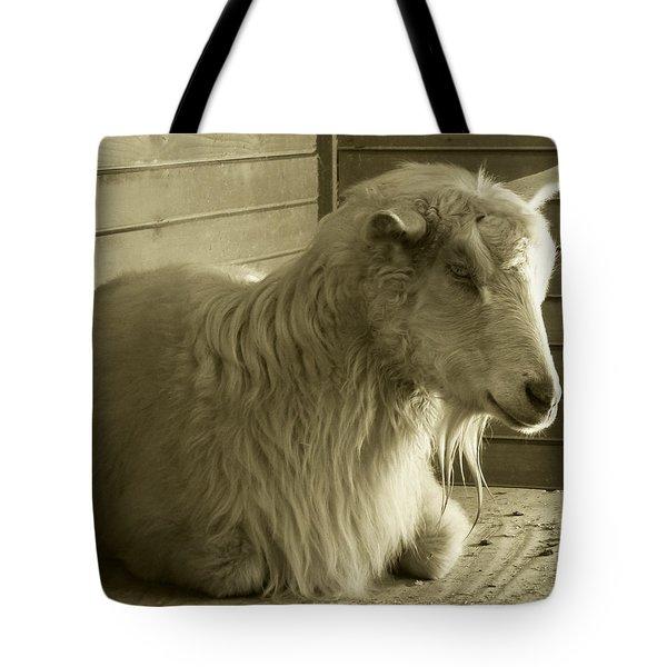 Barn Life Tote Bag