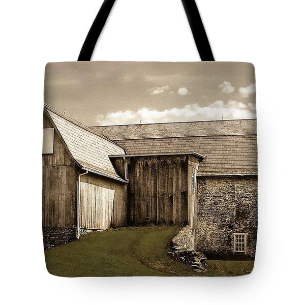 Barn Series 1 Tote Bag