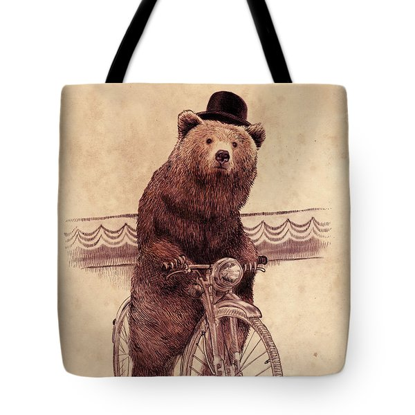 Barnabus Tote Bag by Eric Fan