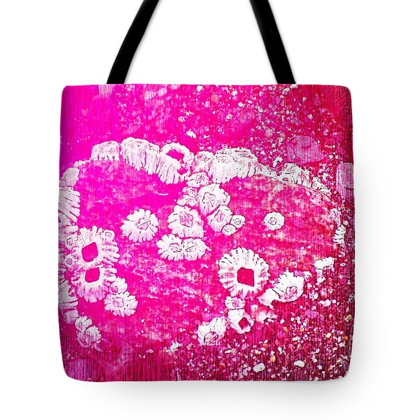 Barnacle Heart Tote Bag
