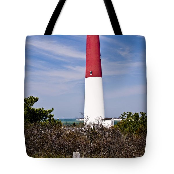 Barnegat Lighthouse Tote Bag