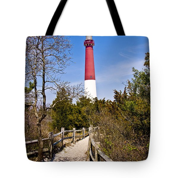 Barnegat Lighthouse II Tote Bag