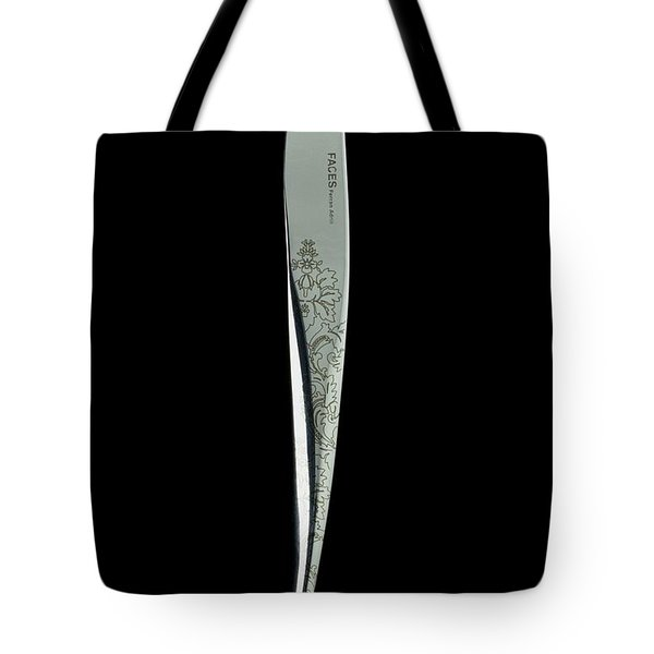 Baroque Inspired Knife Tote Bag