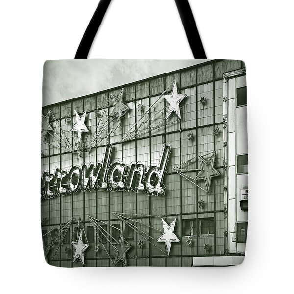 Barrowland Glasgow Tote Bag
