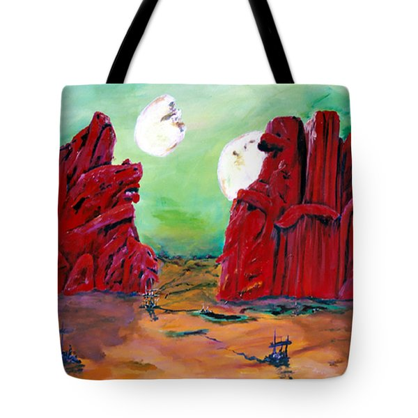 Barsoom Tote Bag