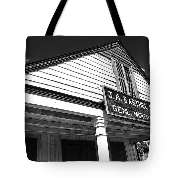 Barthel Store Tote Bag by Scott Pellegrin