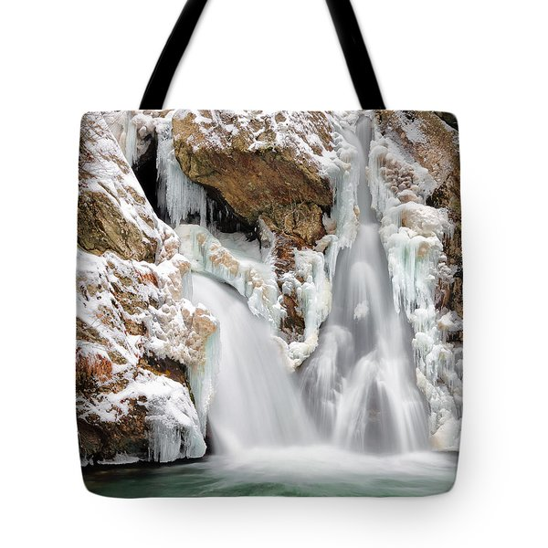 Bash Bish Falls Tote Bag by Bill Wakeley