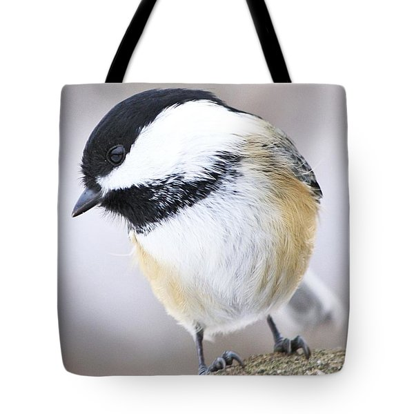 Bashful Tote Bag by Heather King