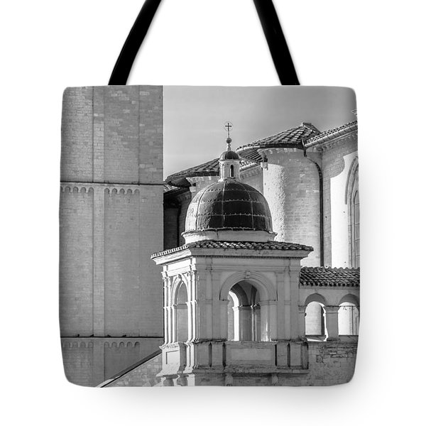 Basilica Details Tote Bag