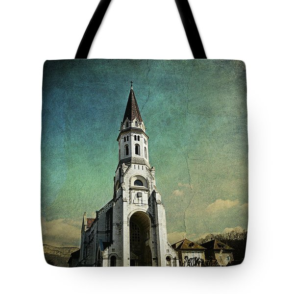 Basilica Of The Visitation Tote Bag