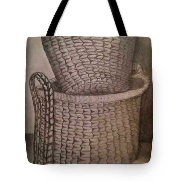 Baskets Tote Bag by Irving Starr
