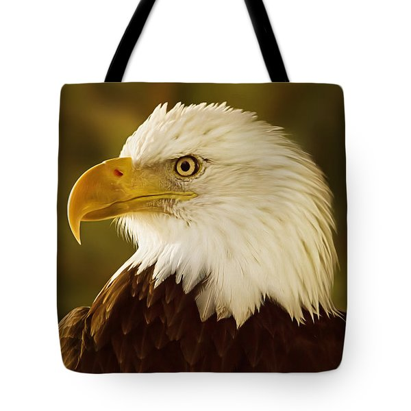 Tote Bag featuring the digital art Basking In The Evening Glow  by Brian Cross