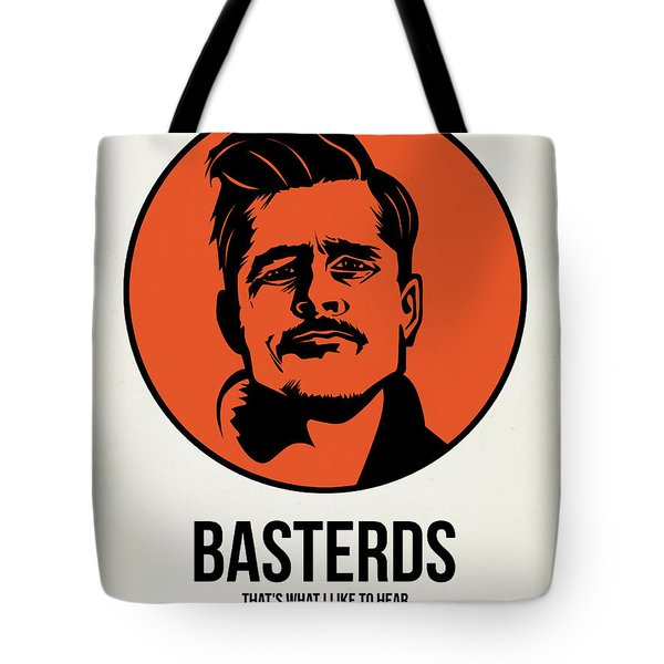 Basterds Poster 1 Tote Bag