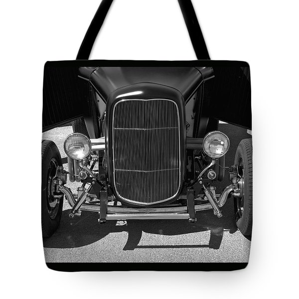 Bat Wings - Ford Coupe Tote Bag
