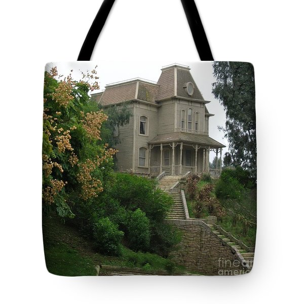 House Of Norman Bates Tote Bag
