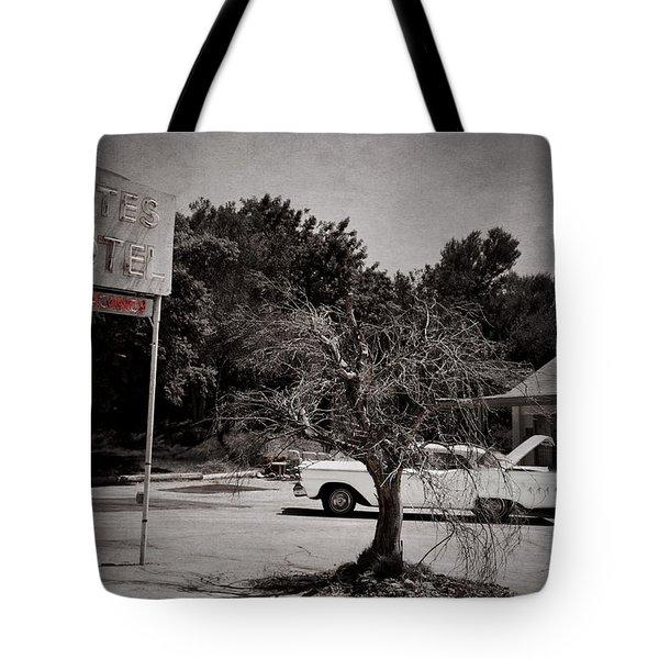 Bates Motel Tote Bag by RicardMN Photography