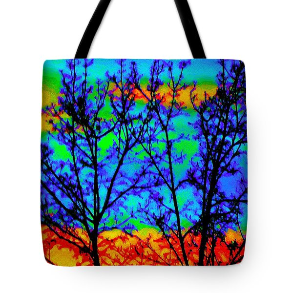 Batik By Design Tote Bag