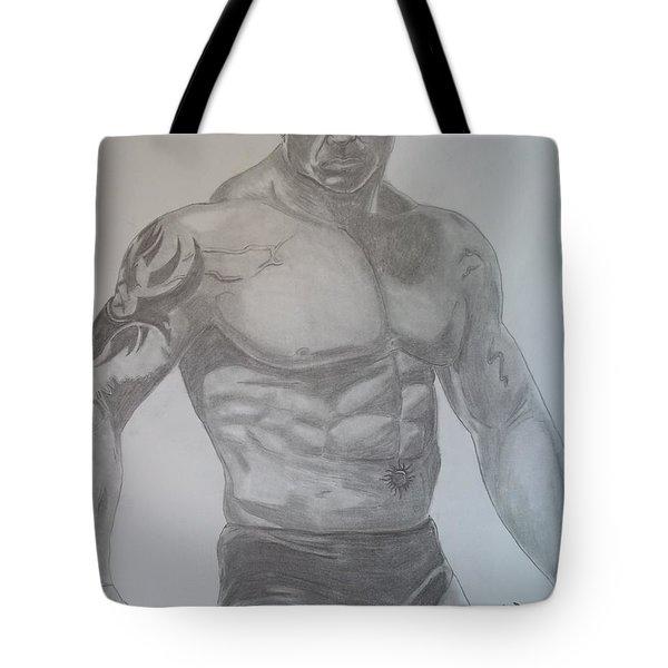 Batista Tote Bag by Justin Moore