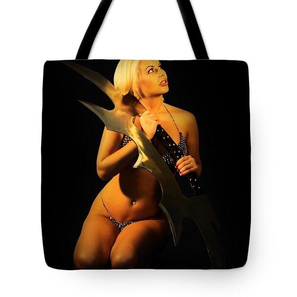 Batlif Tote Bag