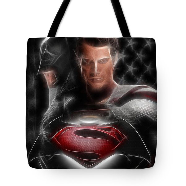 Batman Vs Superman  Tote Bag