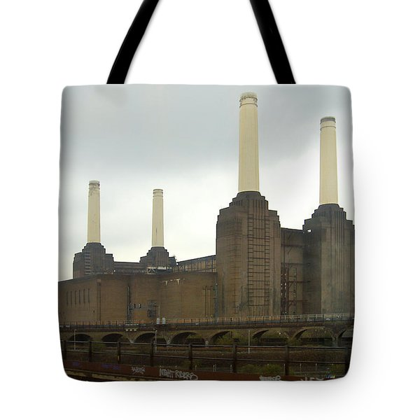 Battersea Power Station - London Tote Bag