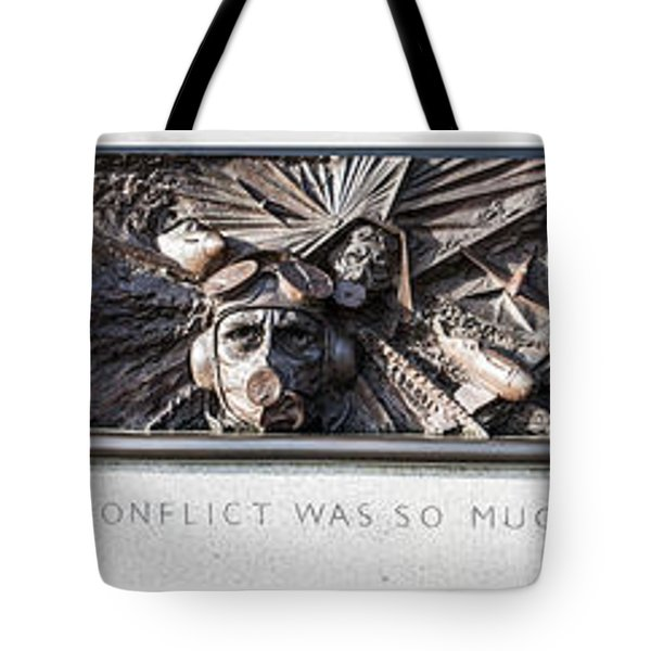Battle Of Britain Monument London Tote Bag