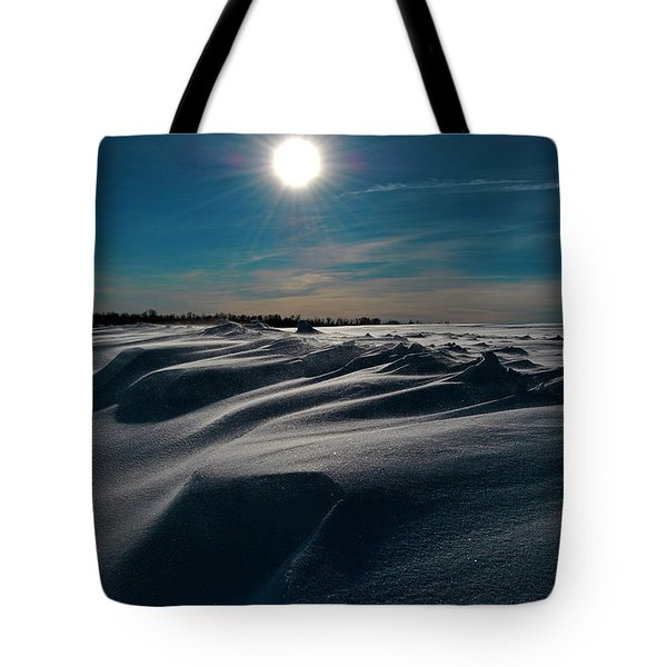 Battling For Melt  Tote Bag by Empty Wall