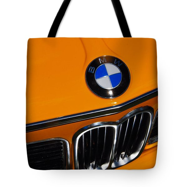 Bavarian Auto Werkes Tote Bag