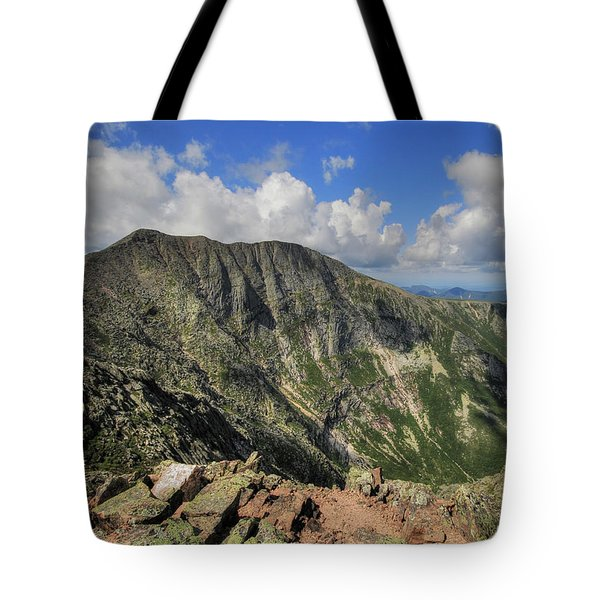 Baxter Peak Tote Bag by Lori Deiter