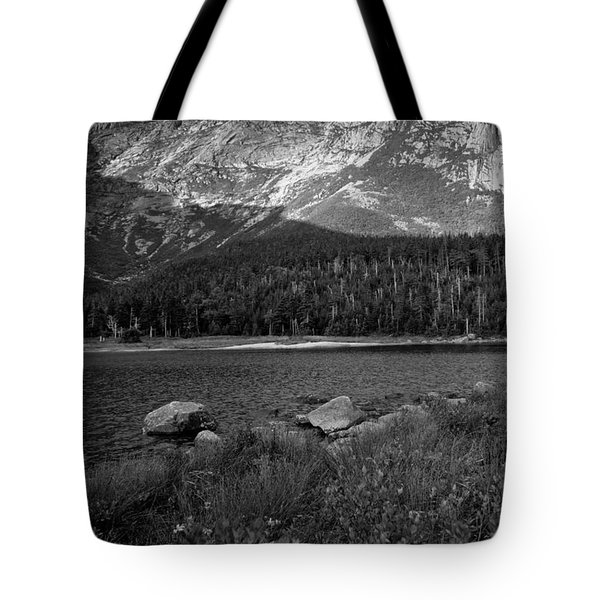 Tote Bag featuring the photograph Baxter State Park by Alana Ranney