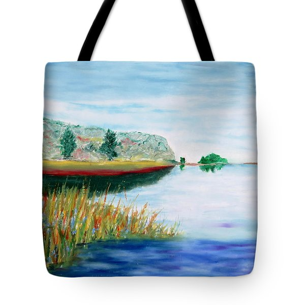 Bay Away Tote Bag