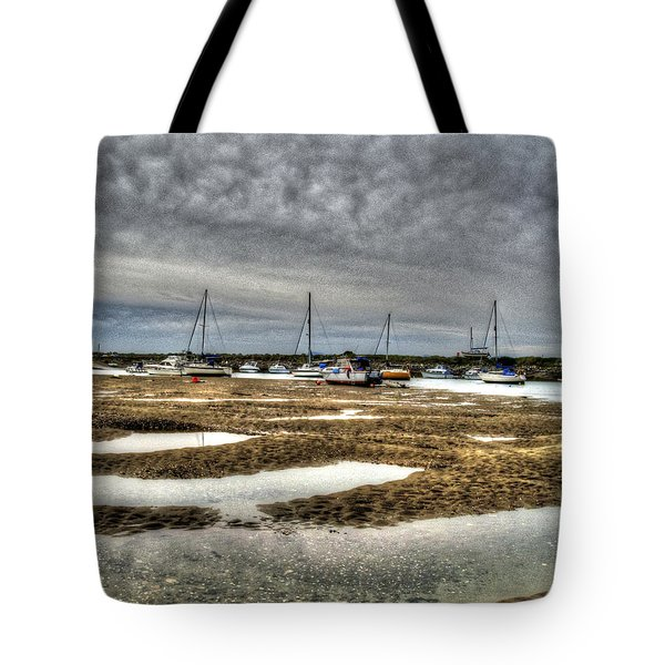 Bay Force Tote Bag by Doc Braham