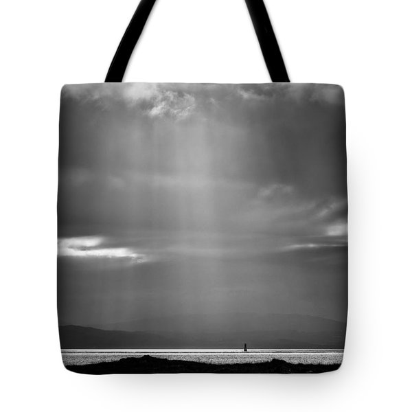 Bay Light Tote Bag