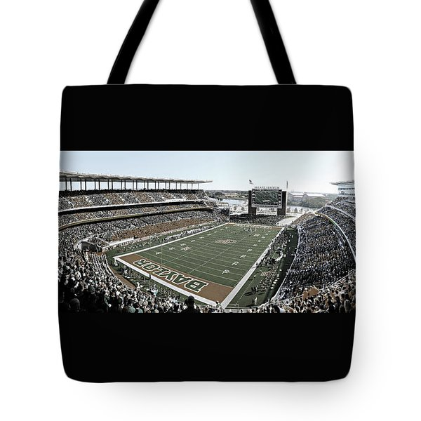 Baylor Gameday No 4 Tote Bag