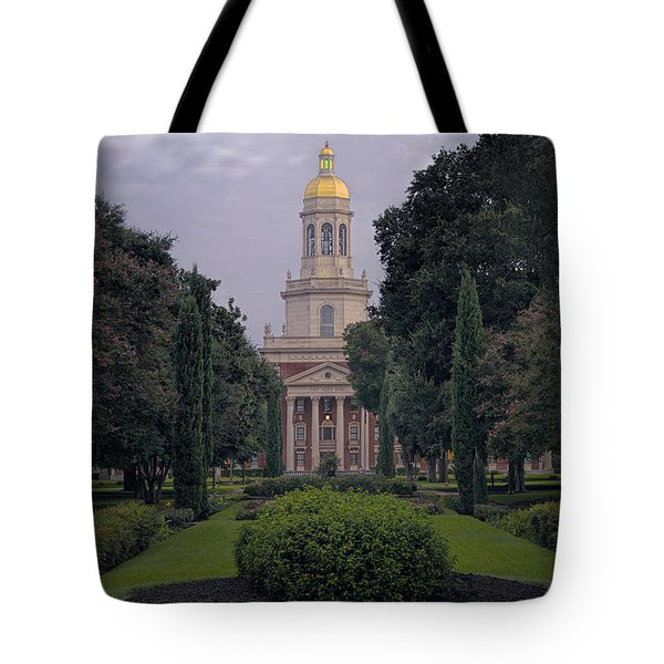 University Tower Tote Bag